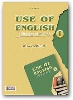 USE OF ENGLISH CPE 1 COMPANION - Grivas, C  N